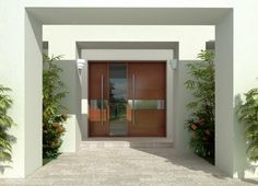 Beautiful Modern Door