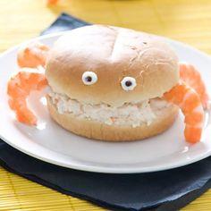 Crabe-burger