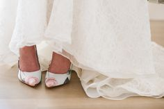 Such great points! And those shoes! Ira and Lucy Wedding Coordination, Getting Ready, Nate Perkes Photography