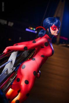 Miraculous Ladybug by Vitalia Beskipelova