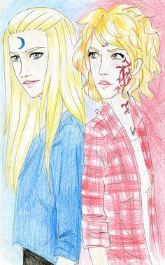 Aphrodite and Stevie Ray by ~Dinoralp on deviantART