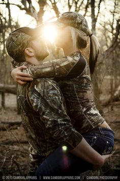 Camo clothes...every farm girls must have