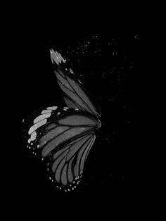 *RET@LHOS & R@BISCOS* Butterfly Gif, Butterfly Wallpaper, Butterfly Background, Black Aesthetic Wallpaper, Aesthetic Wallpapers, Gif Background, Video Vintage, Overlays Picsart, Illusion Art
