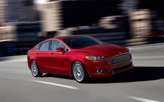 2013 Ford Fusion Energi Plug-in Gets EPA Rating of 108 MPGe for City Driving