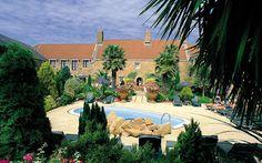 Greenhills Country Hôtel 4 étoiles : situé dans le coeur de la verdoyante campagne de St Peter