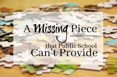 One former public school teacher sets the record straight. Here's what the public school just can't provide for kids. I School, School Teacher, Public School, School Ideas, Classical Education, Missing Piece, Educational Activities, Science Experiments, Encouragement