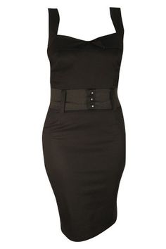 "The original ""Little Black Dress""  Black Darling Dress @ Rebel Circus"