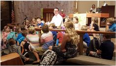 Awesome to see so many children in worship to have their backpacks blessed!  What a blessing you are to North Scottsdale UMC!