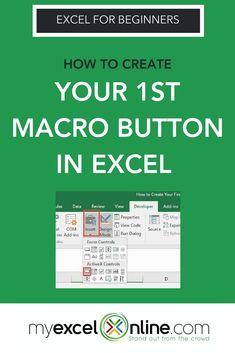 Do you repeat various Microsoft Excel actions like copy & pasting data, formatting, putting borders etc? Do you know that you can automate your tasks in Excel with a couple of mouse clicks? If you keep on repeating the same thing over & over again, creating an Excel Macro is perfect for you! Click to check out the tutorial to save you time from the #MyExcelOnline blog | #MicrosoftExcel For Beginners Tips + Tutorials | #ExcelTips #MSExcel #ExcelForBeginners Computer Help, Computer Technology, Computer Programming, Computer Tips, Computer Laptop, Energy Technology, Technology Gadgets, Microsoft Excel Formulas, Excel Macros