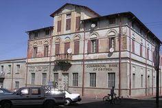 Commercial bank of Eritrea - Asmara Eritrea.