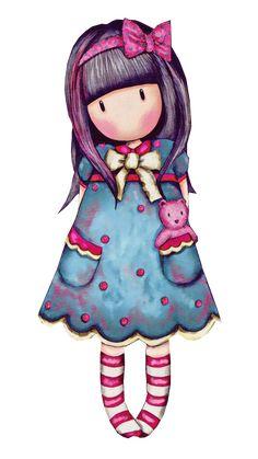 Cute Cartoon Drawings, Cartoon Girl Drawing, Disney Drawings, Girl Cartoon, Homemade Stickers, Angel Drawing, 3d Model Character, Image 3d, Cute Girl Drawing