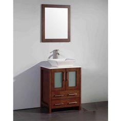 Attirant 18 Inch Bathroom Vanity Vanities. 18 Inch Depth Bathroom Vanity: 18 Inch  Deep Bathroom