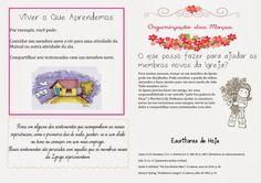 Ocupar-se Zelosamente - A gosto da Erica: Jornalzinho das Aulas da Organização das Moças - Dezembro 2013