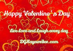 Live Love Laugh Every Day - #Valentine's Day