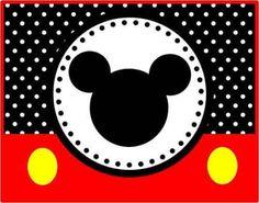 Resultado de imagem para convites mickey mouse