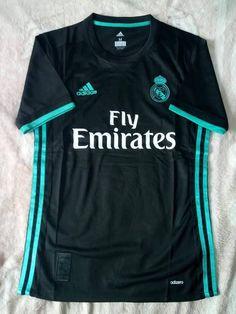 Real Madrid FC Adizero Player Away Authentic Jersey 2017/18 Football Sport FIFA #adidas #RealMadrid