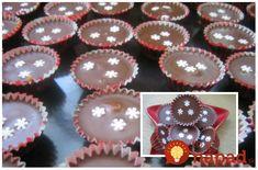 Fantastický recept od Henrietky z mimibazaru. Sú také chutné, že do Vianoc nikdy nevydržia a vždy ich robíme na viackrát. :-) Potrebujeme: 1 salko- vopred uvarené (2 hod.) 10 dkg masla 10 dkg mletých orechov 1 vanilkový cukor ½ stuženého tuku – (cery) 15 – 20 dkg čokolády na varenie Postup: Uvariť klasické salko (ponorené... Kefir, Sweet Tooth, Muffin, Food And Drink, Cheesecake, Breakfast, Christmas, Recipes, Balconies