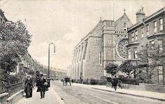 Savernake Road, Hampstead Heath, 1906