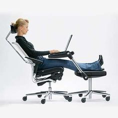 Five Best Office Chairs Desks Office spaces and Spaces