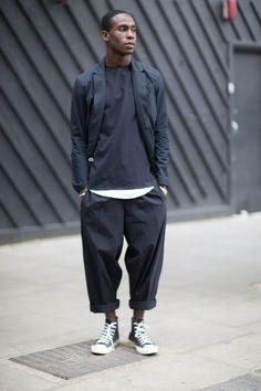 Trendy men's fashion spring-summer street style - New Sites Trendy Mens Fashion, Stylish Men, Men Casual, Fashion Trends, Casual Styles, Casual Wear, Men's Fashion, Fashion Outfits, Streetwear
