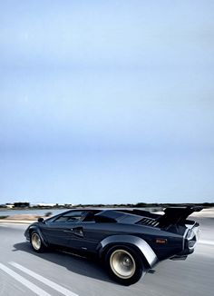 1985 Lamborghini Countach 5000