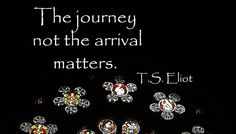 """""""The journey not the arrival matters.""""  T.S. Eliot -- On image from Christchurch Cathedral, New Zealand -- Explore travel's transformational power at http://www.examiner.com/article/travel-is-transformational"""