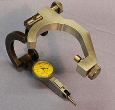 Homemade Indicator clamp