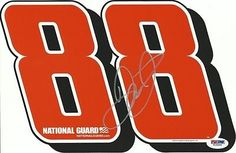 Signed Dale Earnhardt Jr. Photo - 8x10 COA 7 5x9 5 Promo #88 - PSA/DNA Certified - Autographed NASCAR Photos by Sports Memorabilia. $77.64. Dale Earnhardt Jr. Signed 8x10 Photo PSA/DNA COA 7.5x9.5 Promo Picture #88 Auto