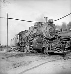 [Atchison, Topeka, & Santa Fe, Locomotive No. 1065 with Tender]