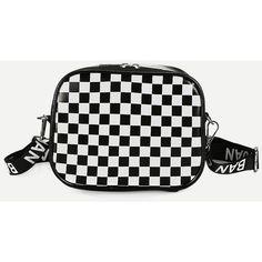 circle cross-body bag - Black N pIx19IA