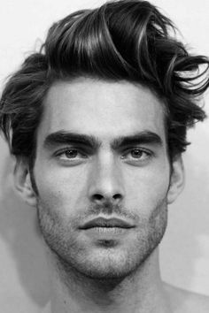 Jon Kortajarena Pompadour Styles picture of jon kortajarena modern izigitl - Hair Styles Cool Hairstyles For Men, Long Face Hairstyles, Haircuts For Men, Messy Hairstyles, Male Hairstyles, Hairstyle Men, Hairstyles 2018, Medium Hairstyles, Hairstyle Ideas