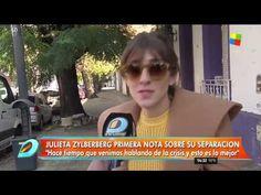 """Zylberberg: """"Ni Griselda ni nadie tiene que ver en esta separación"""""""