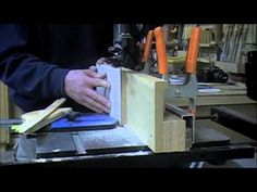▶ Woodworking - How to Make Custom Designs in Wood Inlay Banding - Woodworker Tutorial - YouTube