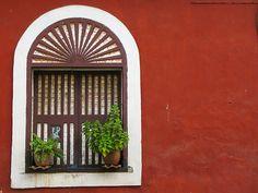 Fontainhas. Mala, Goa