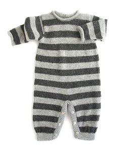 baby knit suit—fournier