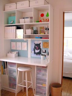 Small Workspace   Find A Space To Do This For J?