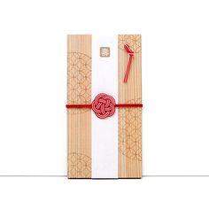 御祝儀袋 Goshugi is a gift of money handed to someone on a celebratory occasion in a special envelope designed by Yuko Noguc