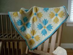 completed Bear Claw blanket by margaretgracemills, via Flickr