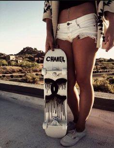 Skate & fashion