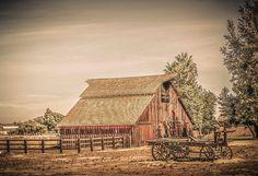 Wild West, Canvas Prints, Framed Prints, Park Art, House Styles, Tapestry, Artwork, Barns, Westerns
