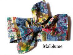 Haarband Rockabilly von Maiblume - fiore di maggio auf DaWanda.com
