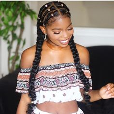 Protective Hairstyles 2017 | POPSUGAR Beauty
