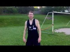 Roller Derby Agility Resistance Drill off Skates with Sausarge Rolls Derby Coach - YouTube