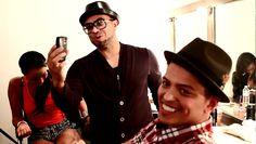 Resultado de imagen para backstage photography bruno mars