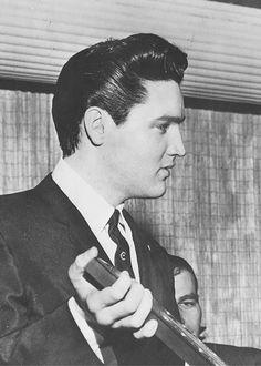 Hotel Claridge, Memphis |February 25, 1961.