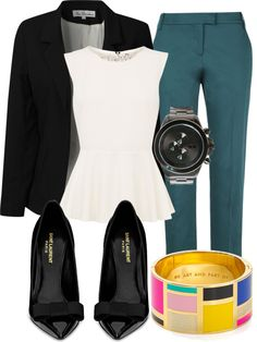 """""""Professional Look"""" by lania ❤ liked on Polyvore"""