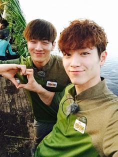 [Law of the jungle] Jota - Seo Kang Joon