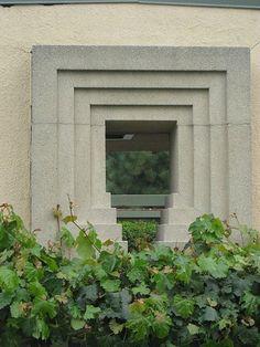 Hollyhock House - Frank Lloyd Wright