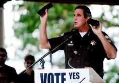 Sheriffs Refuse to Enforce Laws on Gun Control