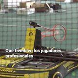 ¿Buscas compañero en badminton? Ojo a este robot.